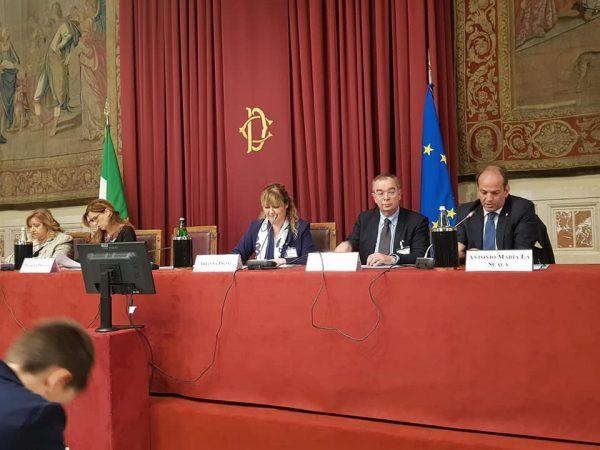 Convegno Montecitorio sulla violenza di genere